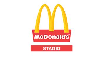mcdonalds stadio